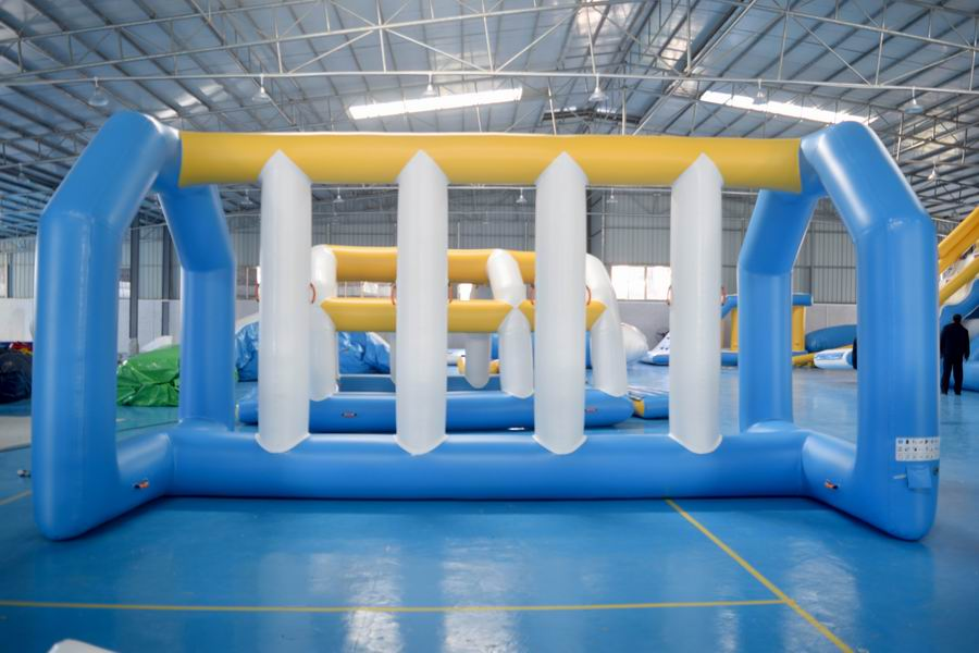 Bouncia -Inflatable Floating Water Park-21