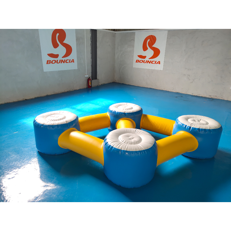 Bouncia -inflatable water park for sale   Mini Inflatable Water Park   Bouncia-1