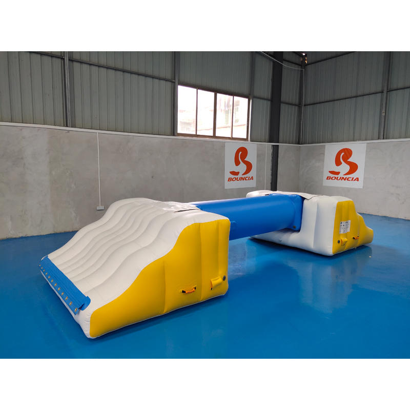 Big Inflatable Aqua Park Equipment For Adults And Kids