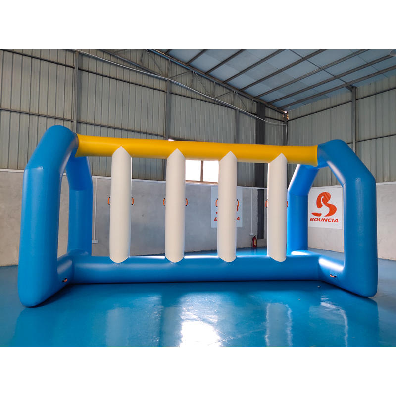 18.4mL*11mW Inflatable Waterpark Toys For Commercial Pool