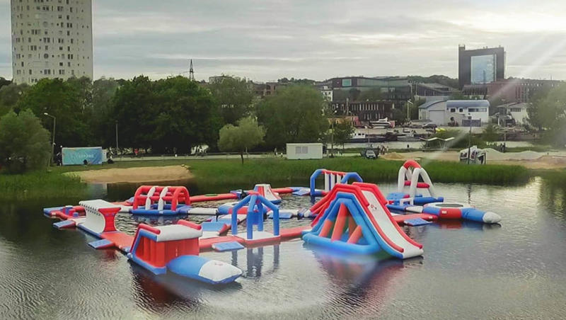 165 Capacity New Water Park In Tartu Estonia