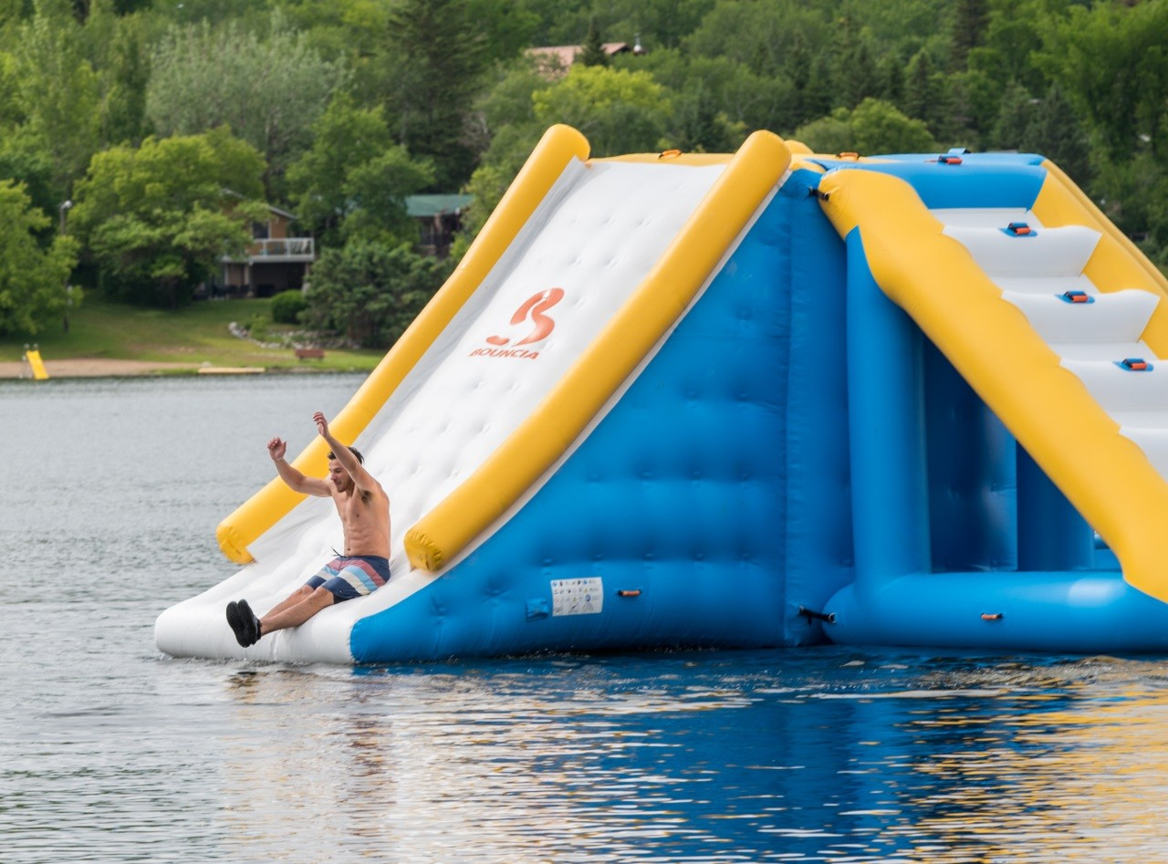 Bouncia -Outdoor Water Blow Up Factory, Big Inflatable Water Slides For Sale | Bouncia-18