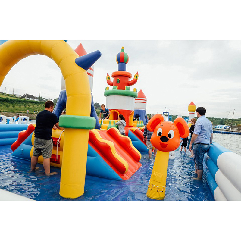 product-Bouncia stable inflatable backyard water park supplier for kids-Bouncia-img