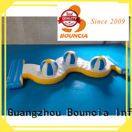 Bouncia slide inflatable waterslides factory for kids