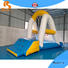 Bouncia Latest floating water playground Suppliers for outdoors