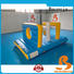Bouncia floating inflatable floating playground jumping platform for outdoors