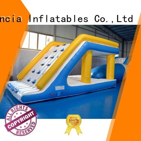 Wholesale caps inflatable water games Bouncia Brand
