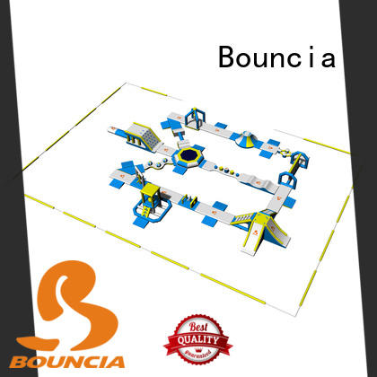 Bouncia durable inflatable park by for outdoors