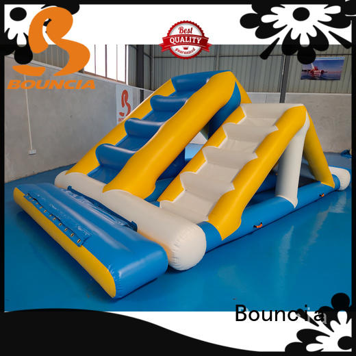 Bouncia stable inflatable backyard water park customized for adults