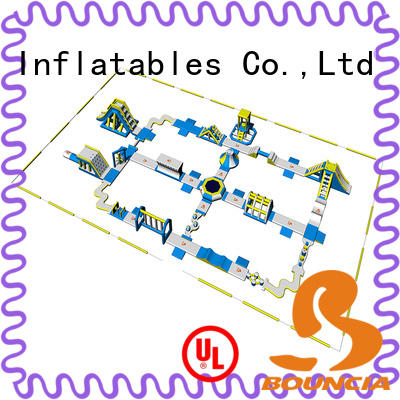 commercial inflatable park aquapark supplier for outdoors