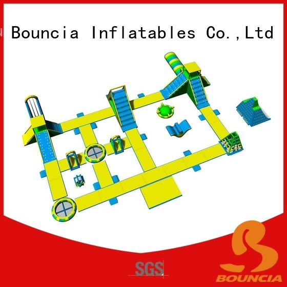 Bouncia large inflatable water park price harrison for kids
