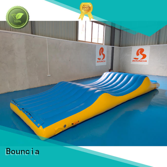 item inflatable assault course customized for kids