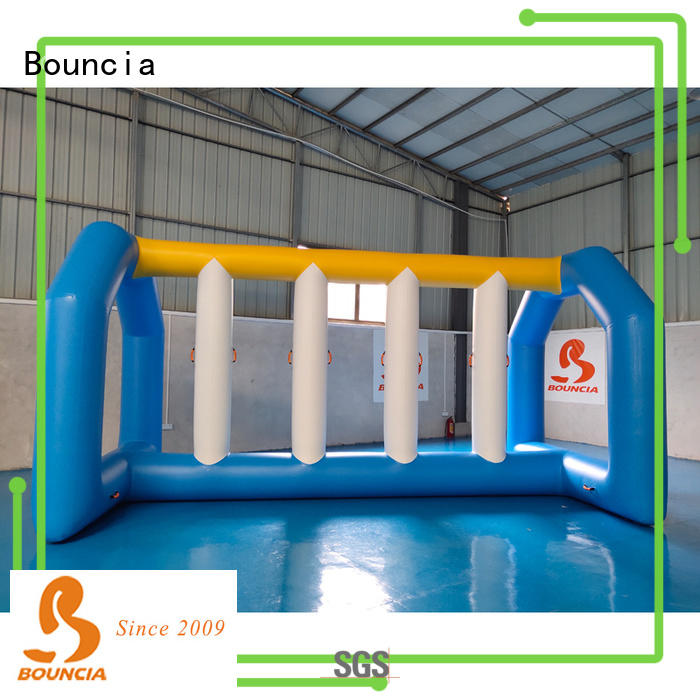 floating inflatable water toys jumping platform company for pool