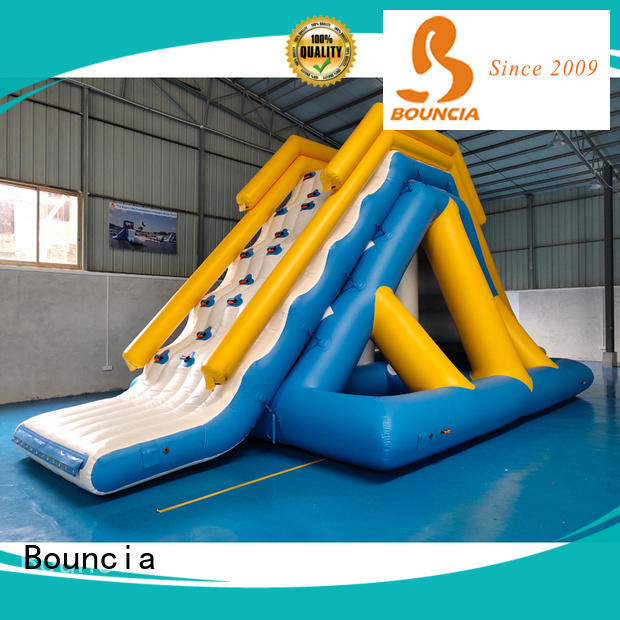 Bouncia floating water park games from China for adults