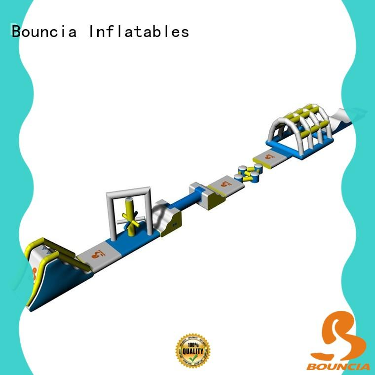 Bouncia toys inflatable water park for adults manufacturer for outdoors