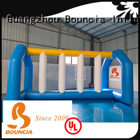 floating water playground slide manufacturer for pool