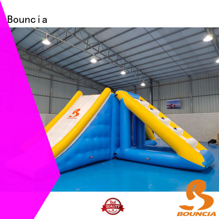 stable water inflatables for lakes slide from China for kids