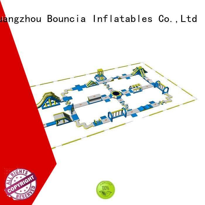 Hot best inflatable float slipping Bouncia Brand