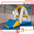 Bouncia one station inflatable obstacles Suppliers for pool