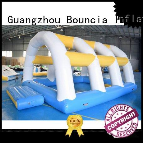 inflatable factory jumping inflatable water games Bouncia Brand