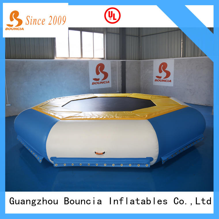 Bouncia tarpaulin commercial inflatables Supply for outdoors
