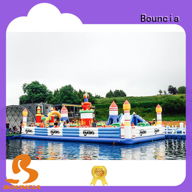 water inflatables supplier for toddler Bouncia