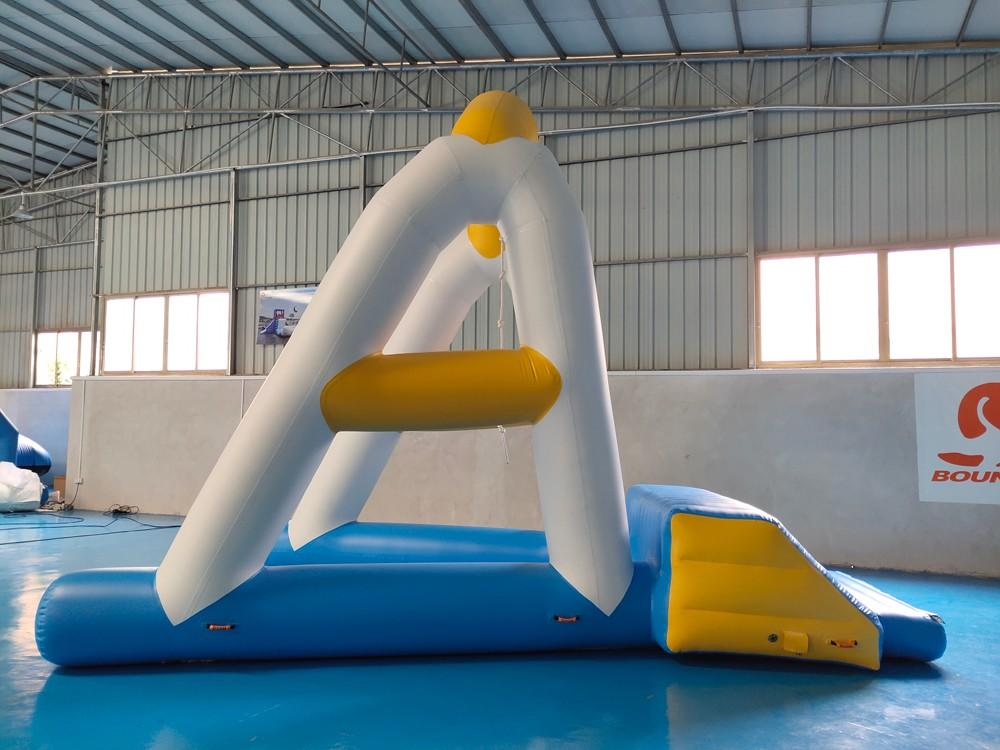 Bouncia one station inflatable obstacles Suppliers for pool-2