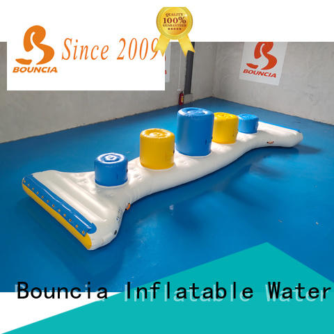 floating inflatable backyard water park jumping platform company for pool
