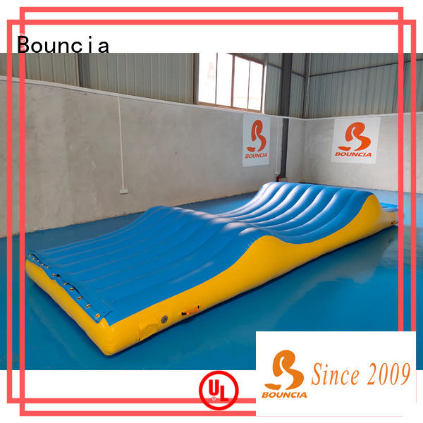 Bouncia Top commercial inflatable water park company for pool