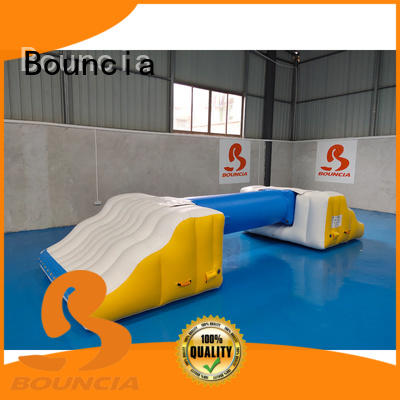 Bouncia awesome inflatable games manufacturers for pool