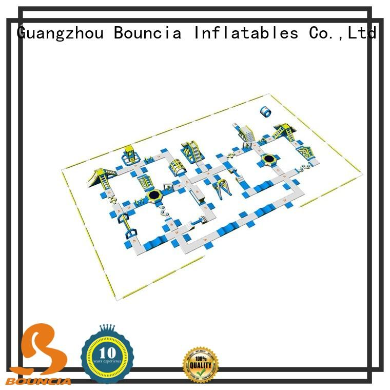 Bouncia harrison inflatable water slide from China for kids