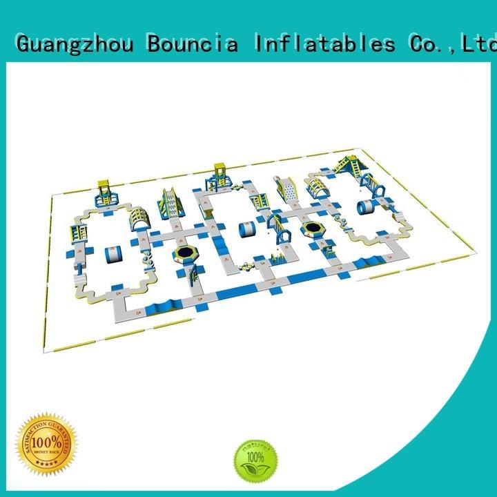 aqua games adult OEM giant inflatable Bouncia