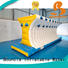 Bouncia beam inflatable lake obstacle course customized for kids