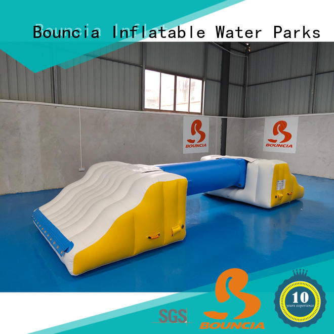 Bouncia tuv outdoor inflatable park Suppliers for kids