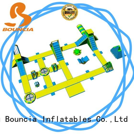 Bouncia tarpaulin inflatable water toys company for adults