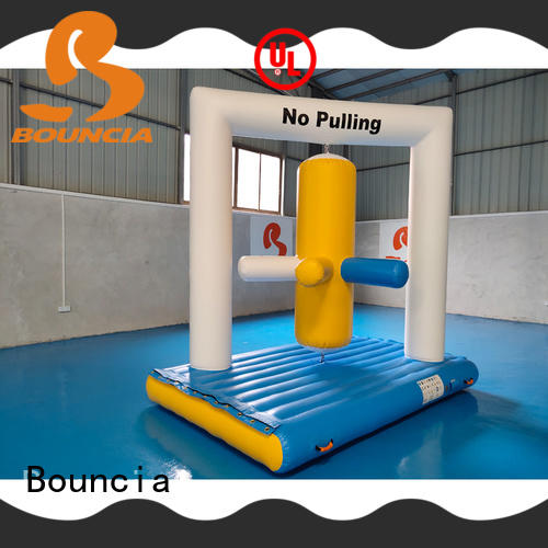 inflatable course guard tower for pool Bouncia
