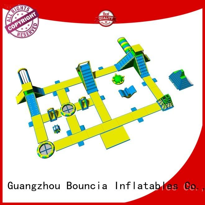 high quality slide double Bouncia Brand giant inflatable