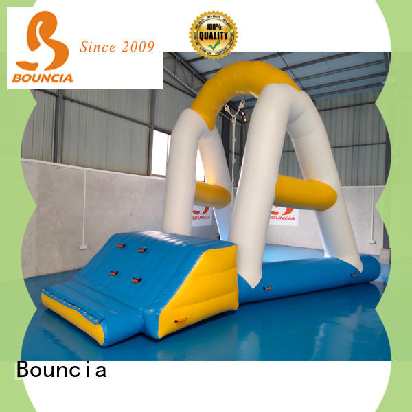 durable aqua inflatables guard tower manufacturer for adults