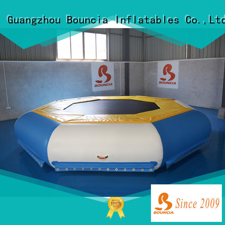 Bouncia blob inflatable water sports customized for adults