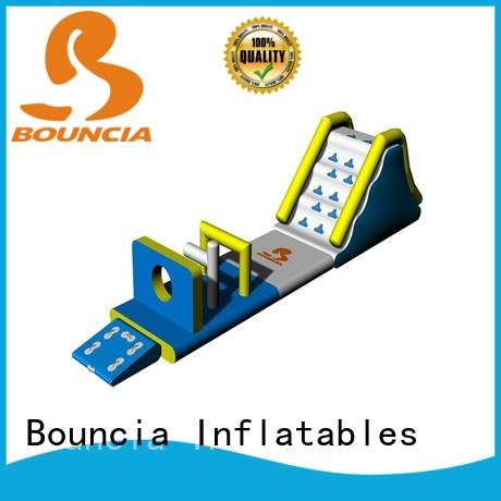 Bouncia New inflatable water equipment factory for pools