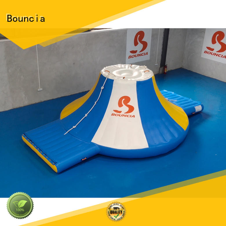 inflatable factory climbing grade inflatable water games Bouncia Brand