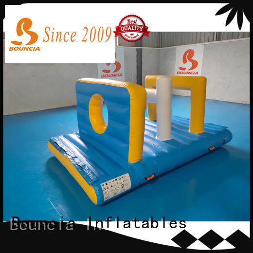 Bouncia certificated inflatable park for adults customized for adults