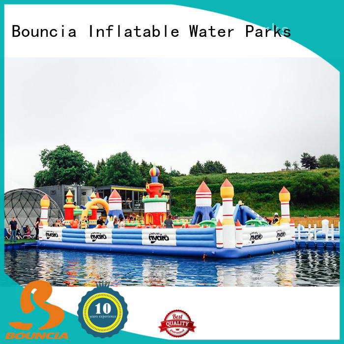 New aqua inflatables from China for student