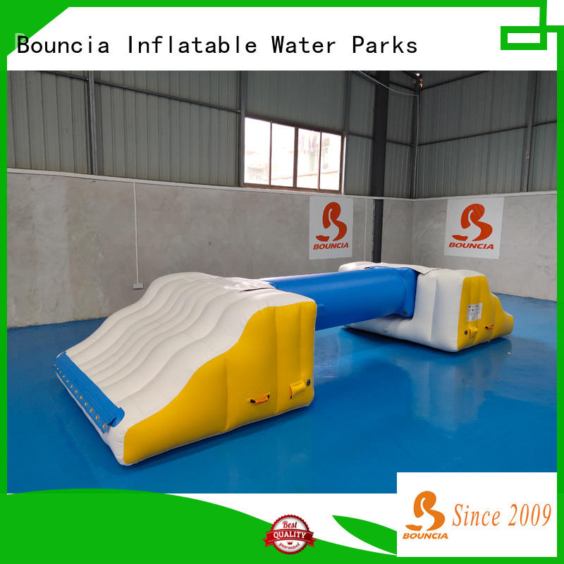 durable inflatable commercial water park jump for outdoors