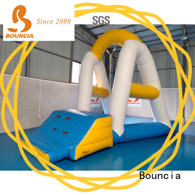Bouncia jump water play equipment customized for adults