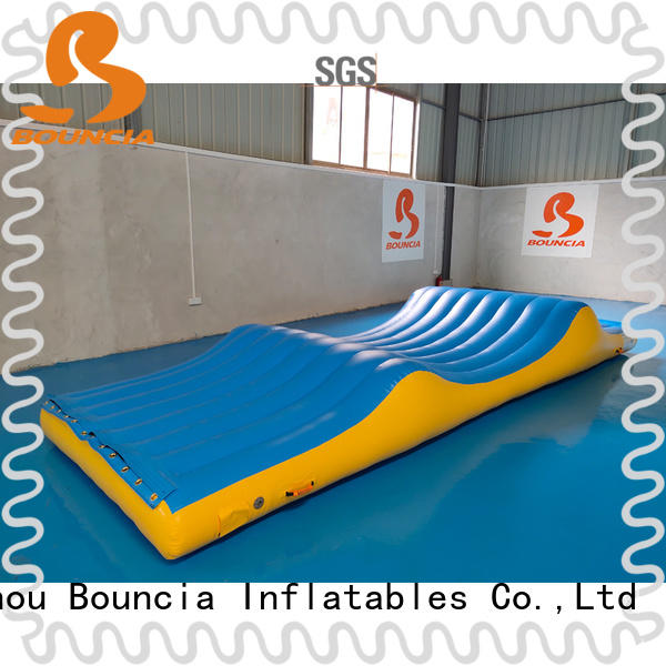 Bouncia guard tower inflatable slip n slide manufacturer for kids