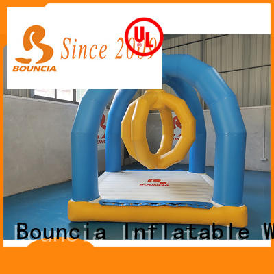 Bouncia pvc inflatable water slides from China for kids
