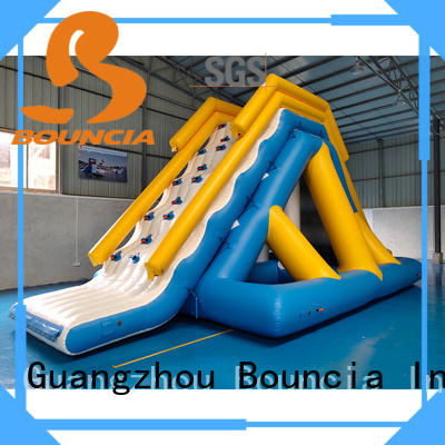 awesome inflatable water park for sale bouncia customized for pool