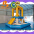 Bouncia guard tower large inflatable water slides Supply for outdoors