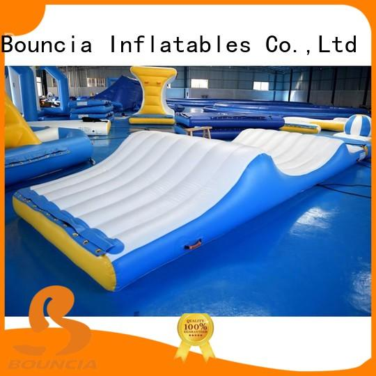 course pvc professional Bouncia Brand inflatable factory manufacture